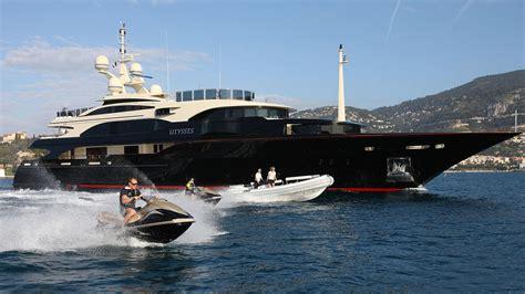 Ulysses Yacht Boat International by 56m Benetti Motor Yacht Ulysses Sold Boat International
