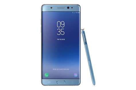 galaxy note 7 fan edition note 7 is back unveils a special fan edition of