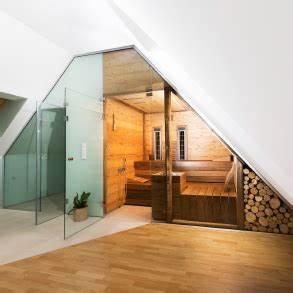 Sauna Unter Dachschräge : beautiful sauna unter dachschr ge gallery ~ Sanjose-hotels-ca.com Haus und Dekorationen