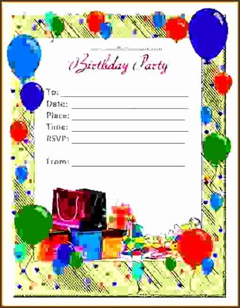 ms word birthday card template sampletemplatess