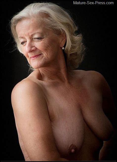 Classy Grandma Nude Mature Sex