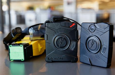 As Police Body Cameras Increase, What About All That Video ...