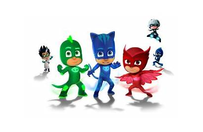 Pj Masks Cartoon Characters