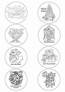 messy church christmas badge templates for 57mm button With badge size template