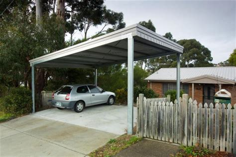 build furniture skillion roof carport designs