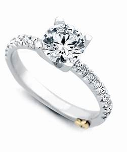 dapper traditional engagement ring mark schneider design With traditional wedding rings