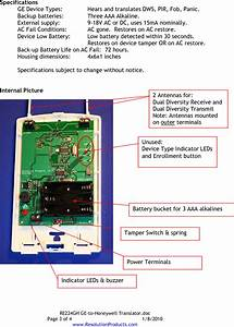 Resolution Re224 Security Translator User Manual Re224gh