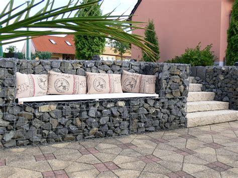 Gartenmauer Hangbefestigung  Googlesuche Mauer