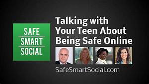 For talking with teen