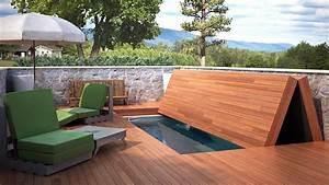 Decks retráctiles y móviles para cubrir piscinas Semanario REGION La Pampa Turismo