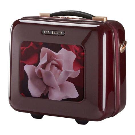 Ted Baker Vanity Bag - buy ted baker porcelain vanity burgundy amara