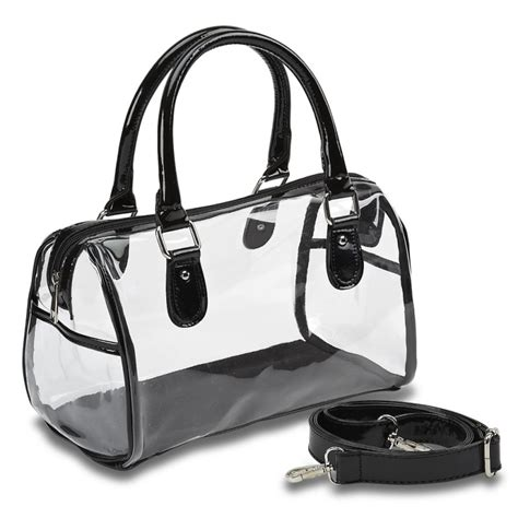 designer clear tote bags designer inspired clear satchel handbag clear handbags