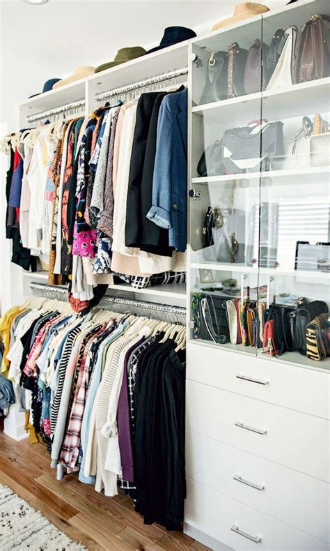 Open Closet Organization Ideas by Best 25 Closet Ideas On Closet Ideas