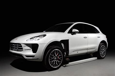 porsche macan wide body kit   developed