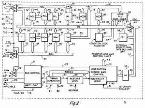 Motorola 6800 Block Diagram