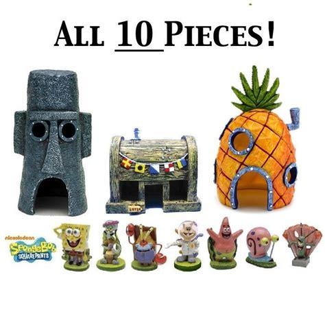 Spongebob Fish Tank Accessories by Best 25 Fish Tank Accessories Ideas On Fish