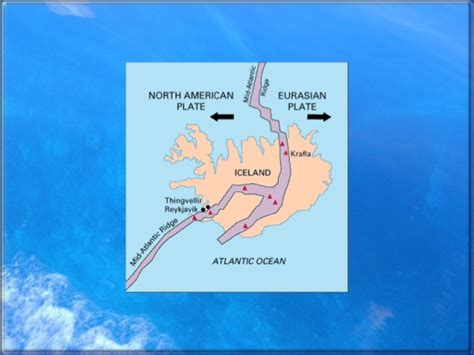 where does seafloor spreading take place quizlet sea floor spreading