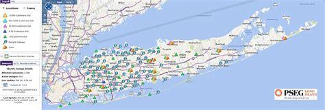 pseg long island storm update power restored