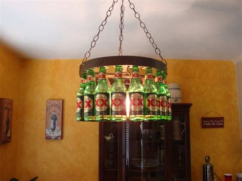 Beer Images Beer Bottle Chandelier Hd Wallpaper And