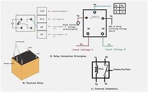 12 Volt Dc Relay Wiring Diagram  U2013 Vivresaville Com