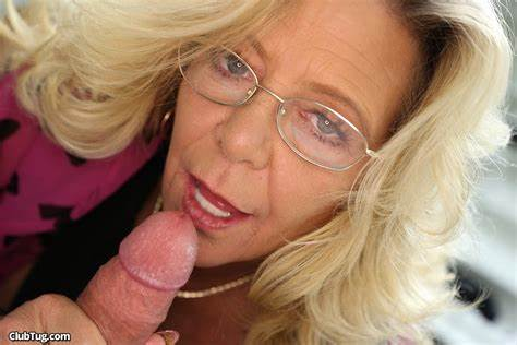 Granny Hippie With Face Granny Karen Summers Tugs A Penis Until It Spurts Sperm