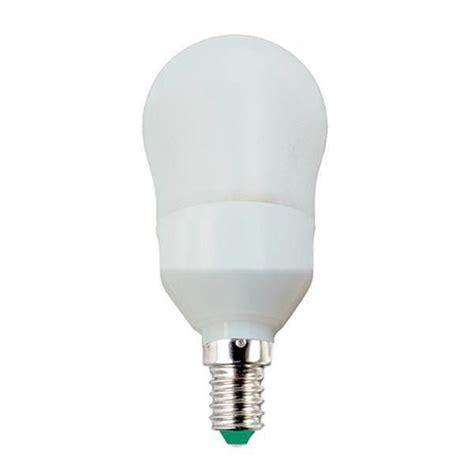 energy saving light bulb 9 watt ses e14 cfl white