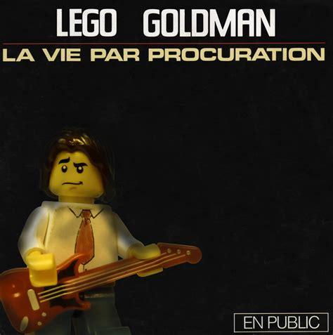 lego goldman discographie