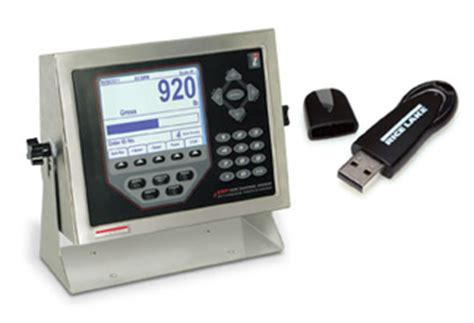 programmable usb weigh rite scale