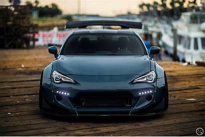 Gt86 Toyota Wallpapers Rocket Bunny Enthusiast