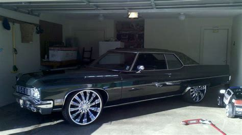 1972 Buick Electra 225 On 24's