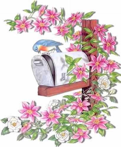 Garden Clipart Watercolor Gardening Cliparts