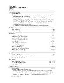 Experienced Rn Objective Resume by Sle Rn Resume Objective External Audit Report Template