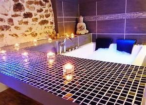 suite romantique avec jacuzzi et sauna privatif proche de With location chambre avec jacuzzi privatif herault