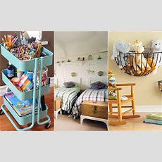 20 Praktische Ideen  Kinderzimmer Aufräumen