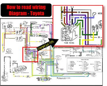 toyota manuals    electrical wiring diagram