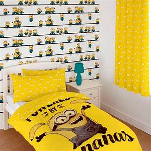 Minion Bedrooms Ideal Home