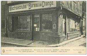 Superbe Lot 8 Cpa NOYON 60 Bureau De Change Gare