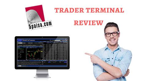 trading terminal 5paisa trader terminal review features performance