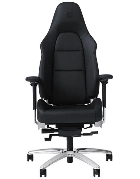 Siege De Porsche - fauteuil de bureau porsche en cuir