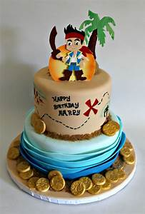 Birthday Cakes Images Outstanding Pirate Birthday Cakes