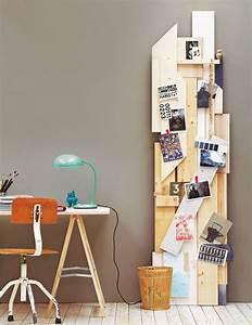 Pinnwand Selber Bauen : anleitung pinnwand aus holz selber bauen ~ Lizthompson.info Haus und Dekorationen