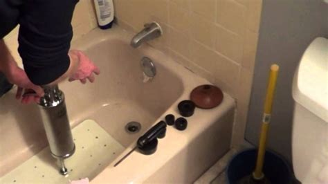 bathtub won  drain standing water bathtub designs