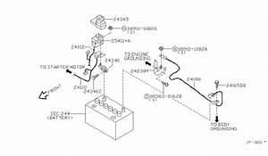 2002 Nissan Maxima Headlight Wiring Diagram