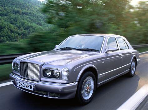 Bentley Arnage Red Label Specs