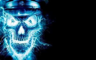 Cool Backgrounds Skulls Skull Desktop Wallpapersafari