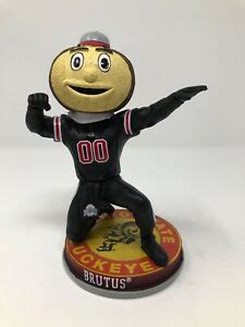Brutus Buckeye Mascot Ohio State University Football ...