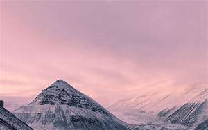 nz64-snow-winter-moon-mountain-nature-pink-wallpaper