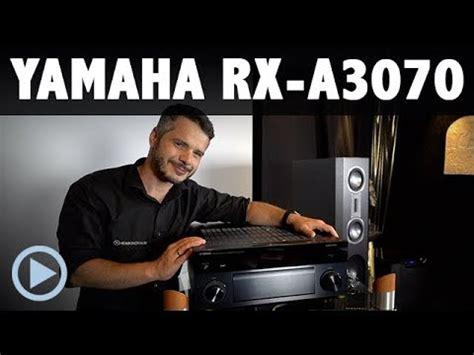 yamaha rx s602 test yamaha rx a3070 aventage cast av receiver vorstellung test