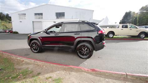 jeep trailhawk black 2017 jeep cherokee trailhawk black hw529924
