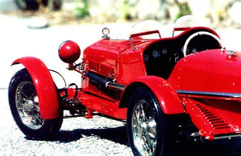 Pocher Alfa Romeo 8c2300 Model Photos